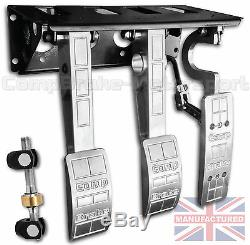 Top Mounted Fit Embrayage Hydraulique Pédale Boîte Race Track Cmb6667-bar