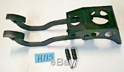 Utilisé Oem.'56'67 Austin Healey & Embrayage Pedale De Frein Box Withpedals Lhd H115