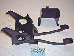 Utilisé Oem.'62'67 Mgb Pédale Boîte, Frein Et Embrayage Pédales & Cover F775
