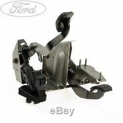 Véritable Ford Fiesta Mk6 Fusion De Frein Et D'embrayage Pédale Boîte De Logement Support 1551717