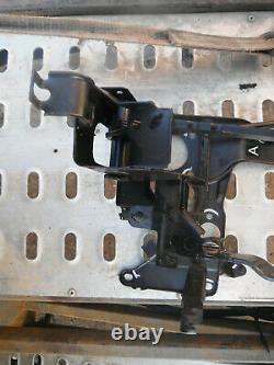 Vw Corrado Complete Pedal Box Rhd Hydralic Clutch Vr6 16v 8v Mk2 Golf 1.8t