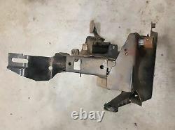 Vw Golf Mk2 / Corrado Lhd Hydraulic Clutch Cylinder Conversion Brake Pedal Box