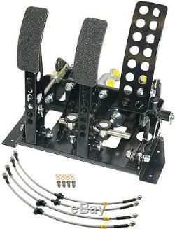 Vw Golf Mk4 1.8 Turbo (00-04) Câble D'embrayage Pédale Boîte & 1/2 Prix Flexible De Frein Kit
