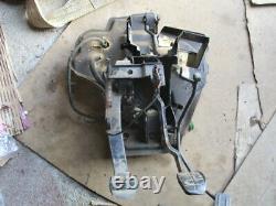 Vw Transporteur T4 Pedal Box Embrayage Accélérateur De Frein 90 03 2.4 Diesel